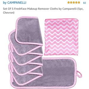 Campanelli makeup removers